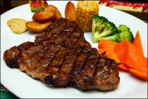 nice steak